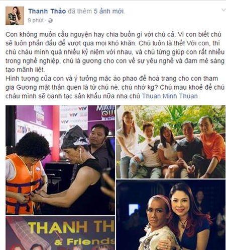 Cau an cho Minh Thuan: Ai la ban trong nguy khon - Anh 4