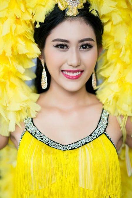 Nguoi dep Soc Trang lo hen voi Hoa hau Lien Luc dia - Anh 2