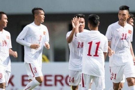 Vui dap Dong Timor, U19 Viet Nam dan dau bang A - Anh 1