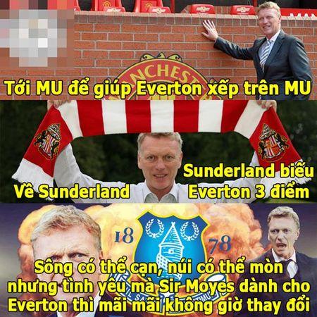 Anh che: Mo U the hien phong do huy diet 'lui dan deu'; Pep troc 'choi xo' Rooney vi bi mat khong tuong - Anh 2