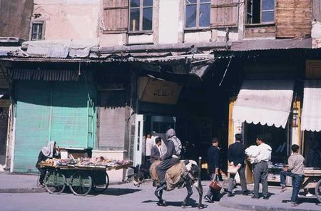Dat nuoc Syria im tieng sung nhung nam 1960 qua anh - Anh 1