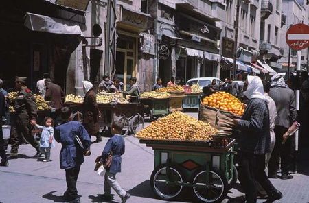 Dat nuoc Syria im tieng sung nhung nam 1960 qua anh - Anh 7
