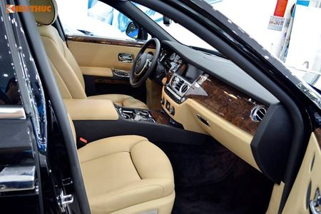 Chi tiet sieu xe sang Rolls-Royce Ghost Series II 19 ty tai VN - Anh 10