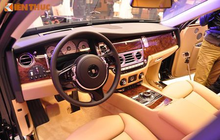 Chi tiet sieu xe sang Rolls-Royce Ghost Series II 19 ty tai VN - Anh 11