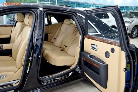 Chi tiet sieu xe sang Rolls-Royce Ghost Series II 19 ty tai VN - Anh 12