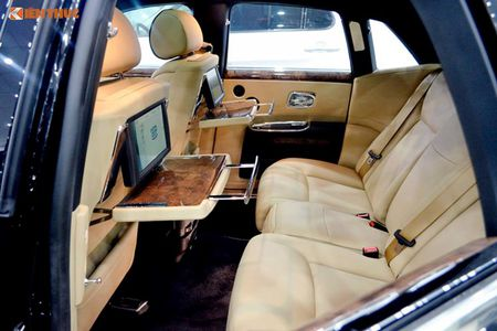 Chi tiet sieu xe sang Rolls-Royce Ghost Series II 19 ty tai VN - Anh 13