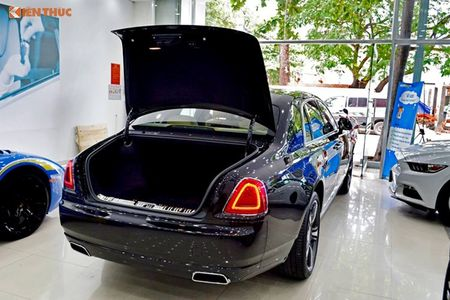 Chi tiet sieu xe sang Rolls-Royce Ghost Series II 19 ty tai VN - Anh 14