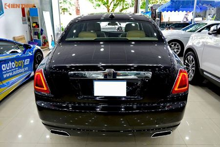 Chi tiet sieu xe sang Rolls-Royce Ghost Series II 19 ty tai VN - Anh 15