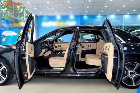 Chi tiet sieu xe sang Rolls-Royce Ghost Series II 19 ty tai VN - Anh 17