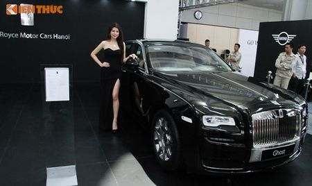 Chi tiet sieu xe sang Rolls-Royce Ghost Series II 19 ty tai VN - Anh 19