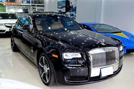 Chi tiet sieu xe sang Rolls-Royce Ghost Series II 19 ty tai VN - Anh 1