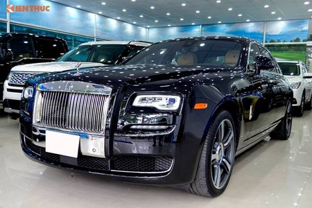 Chi tiet sieu xe sang Rolls-Royce Ghost Series II 19 ty tai VN - Anh 2