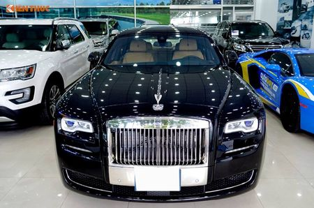 Chi tiet sieu xe sang Rolls-Royce Ghost Series II 19 ty tai VN - Anh 4