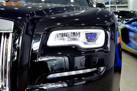 Chi tiet sieu xe sang Rolls-Royce Ghost Series II 19 ty tai VN - Anh 5