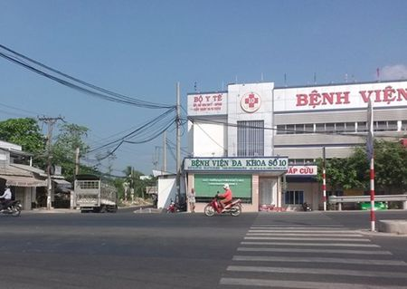 Hau Giang: San phu cung song thai tu vong bat thuong - Anh 1