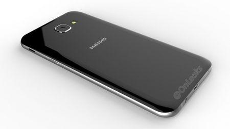 Ro ri hinh anh thiet ke Samsung Galaxy A8 2016 - Anh 2