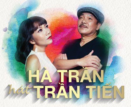 Nhac si Tran Tien thuong Ha Tran vi phai hat mot minh - Anh 1