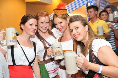 Hop bao cong bo Le hoi GBA Oktoberfest Viet Nam tai TP.HCM - Anh 2