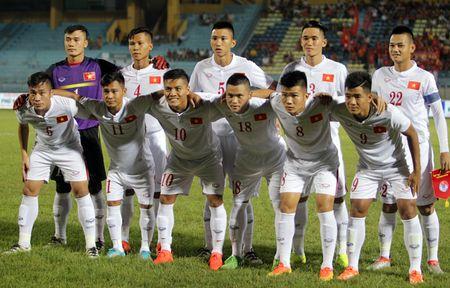 19h truc tiep U19 Viet Nam vs U19 Dong Timor - Anh 1