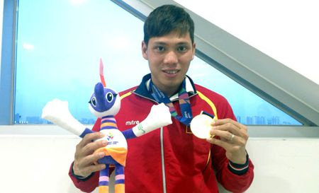 Viet Nam gianh them 2 huy chuong Paralympics 2016 - Anh 1