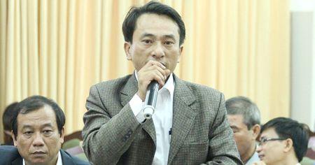 Thac sy Tran Trung Hieu: Thi trac nghiem, mon Lich su se bi 'xe nat' - Anh 1