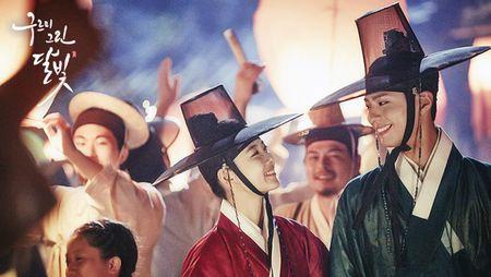 """Bom tan"" co trang cua Kim Yoo Jung – Park Bo Geum dat luot xem khung - Anh 1"