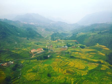 Hoa hau Do My Linh quang ba du lich tai Sapa - Anh 10