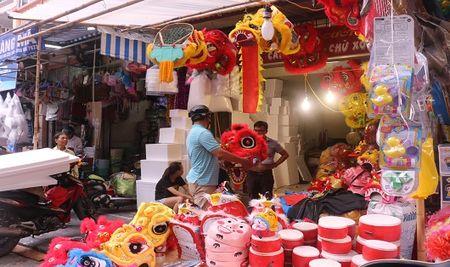 Tet Trung thu: Net dep cua do choi dan gian Viet - Anh 1
