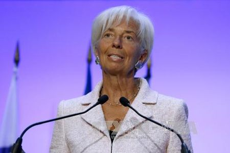 Phap dinh ngay xet xu Tong giam doc IMF Christine Lagarde - Anh 1