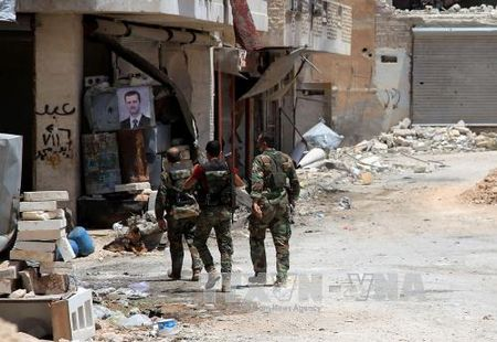 Nga giam sat lenh ngung ban o Aleppo - Anh 1