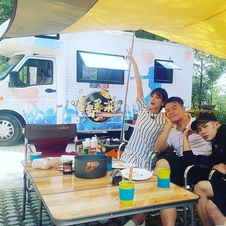 Sao Han 13/9: Yoon Ah khoe dang manh mai, CL sexy 'danh bat' Madonna - Anh 2