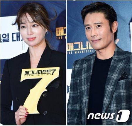 Idol nu lep ve truoc nhan sac cua vo Lee Byung Hun - Anh 1