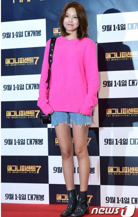 Idol nu lep ve truoc nhan sac cua vo Lee Byung Hun - Anh 5