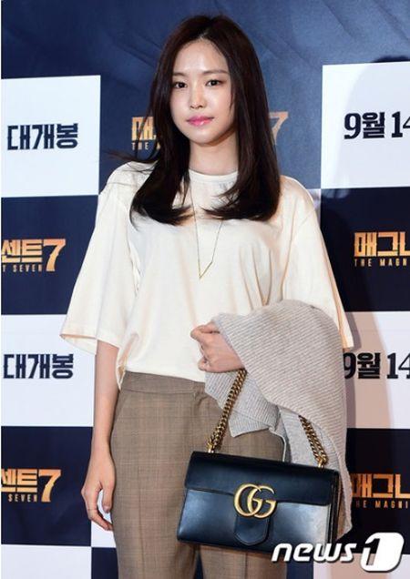 Idol nu lep ve truoc nhan sac cua vo Lee Byung Hun - Anh 6