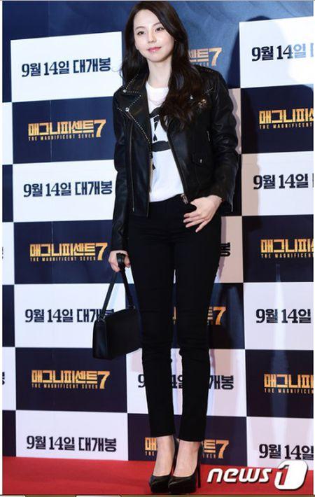 Idol nu lep ve truoc nhan sac cua vo Lee Byung Hun - Anh 9