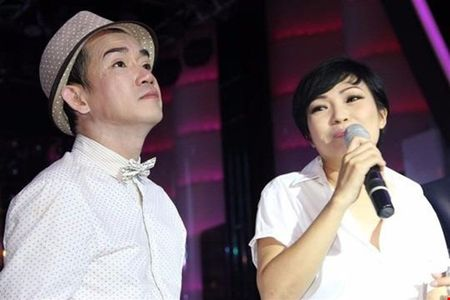 Phuong Thanh to chuc le cau an cho Minh Thuan nhung vang mat do ban luu dien - Anh 1