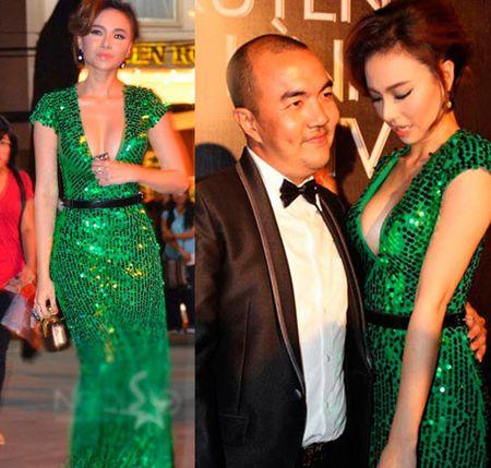Ho Ngoc Ha, Toc Tien kho so vi mac goi cam qua da - Anh 10