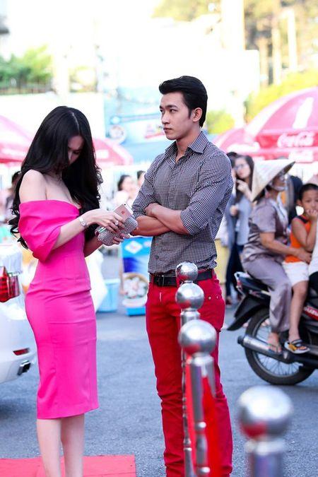 Ho Ngoc Ha, Toc Tien kho so vi mac goi cam qua da - Anh 15