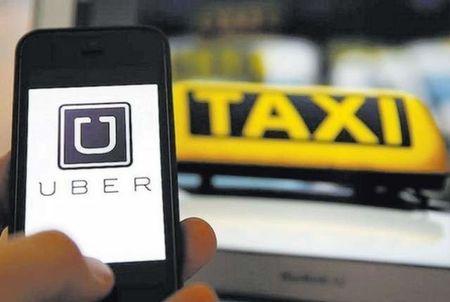 Phuong an ke khai, nop thue cua Uber duoc thuc hien nhu the nao? - Anh 1