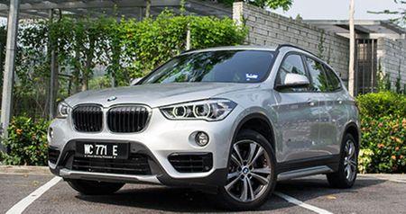 BMW X1 Plug-in hybrid LWB chinh thuc trinh lang - Anh 2