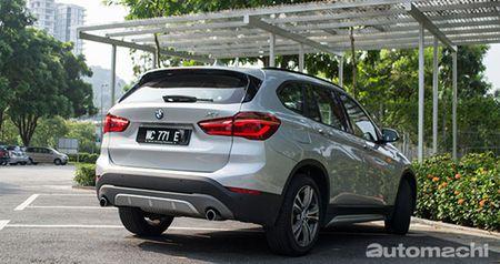 BMW X1 Plug-in hybrid LWB chinh thuc trinh lang - Anh 4