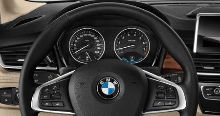 BMW X1 Plug-in hybrid LWB chinh thuc trinh lang - Anh 6