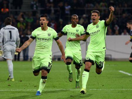 "Man City - M'gladbach: Khoi dau voi ""moi ngon"" - Anh 2"