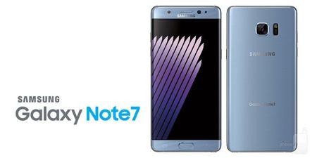 Canh bao: Sau 30/9, Galaxy Note 7 ban cu co the khong su dung duoc - Anh 1
