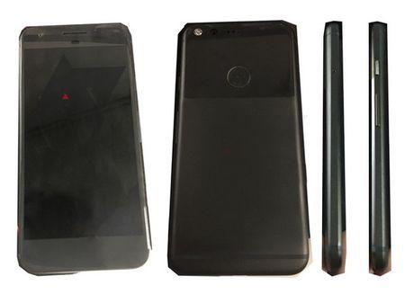 Google Pixel dung Snapdragon 821 da san sang ra mat - Anh 1