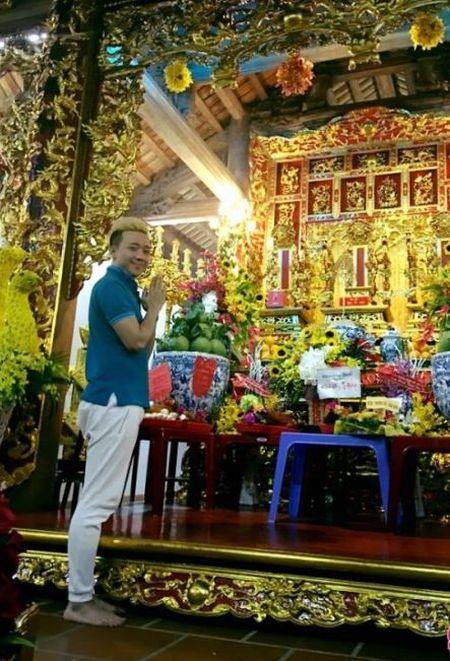 Tran Thanh bi phan ung kem chin chu khi di cung To nghe - Anh 1
