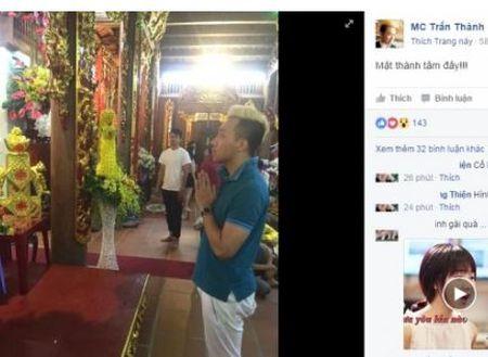 Tran Thanh bi phan ung kem chin chu khi di cung To nghe - Anh 2