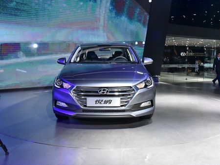 Hyundai Verna 2017 san xuat tai An Do xuat khau di toan cau - Anh 1