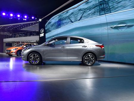Hyundai Verna 2017 san xuat tai An Do xuat khau di toan cau - Anh 2