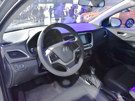 Hyundai Verna 2017 san xuat tai An Do xuat khau di toan cau - Anh 3